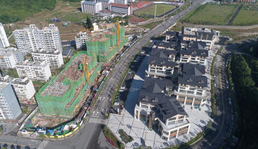 以产兴城 以城促产 产城联动  建设融合发展新型园区