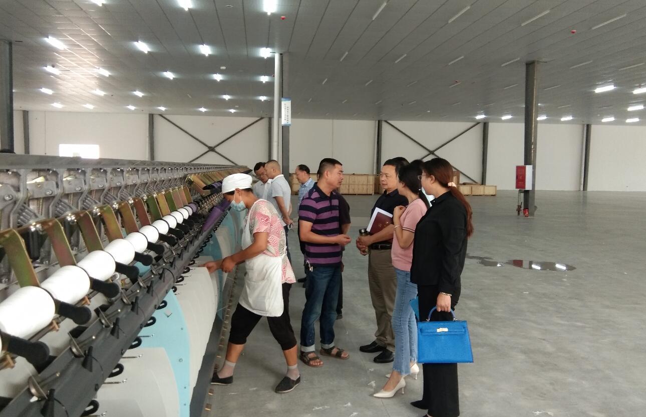 芦山县人大常委会多措并举开展人大代表走访企业、走访群众专项工作