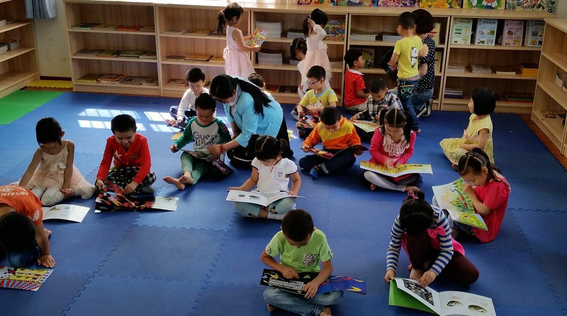 打造独具特色校园文化 促进幼儿健康快乐成长