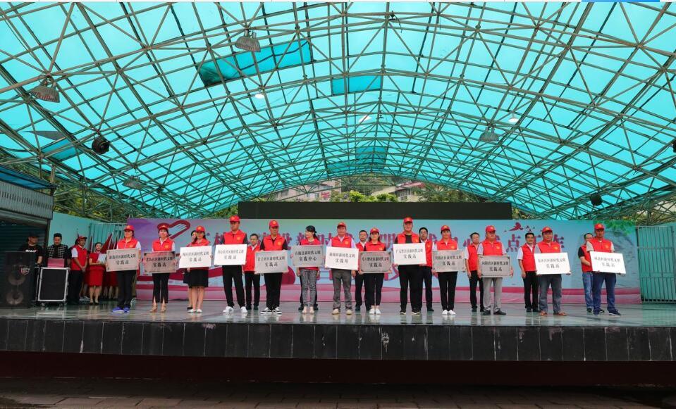 """石棉县:传递正能量  打通服务群众""""最后一公里"""""""