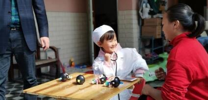 幼儿健康成长不停步  教师专业提升不掉队