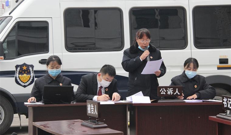 天全县检察院  多措并举开展服务  保障秋季禁渔工作