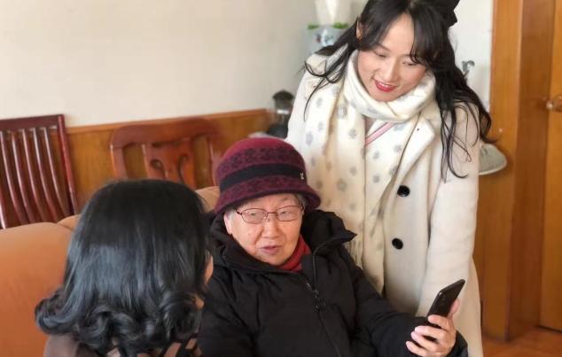暖冬志愿行动 温暖广大师生